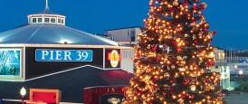 Pier 39 Christmas