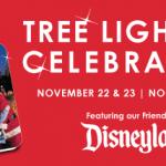 Tree Lighting 2014 Pier 39
