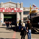 San Francisco Boat Show Entrance