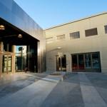 Front entrance exploratorium
